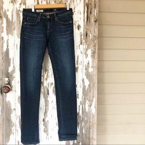 AG The Stella Slim Straight Jeans